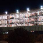 "FOTOS | Las obras del Hospital de Toledo ""continúan a buen ritmo"""
