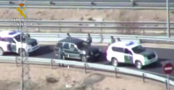 VÍDEO | Tres detenidos en Toledo por cazar de forma furtiva con galgos