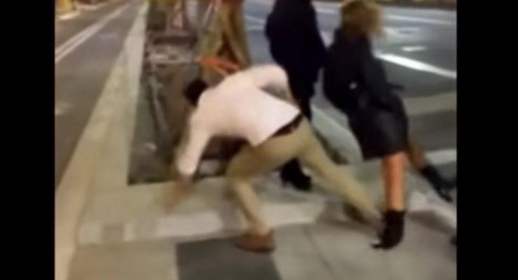 El joven talaverano que pateó a una mujer en Barcelona paga 60.000 euros a la víctima
