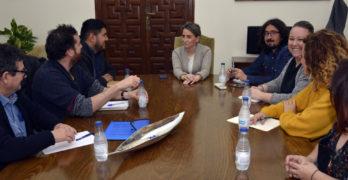 Las ONG del Grupo 365+1 de Toledo reciben el respaldo del Ayuntamiento