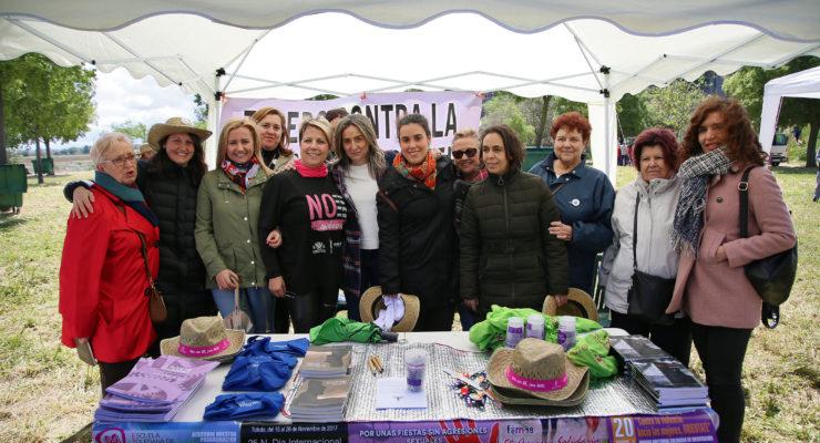 La defensa del Tajo y la movilización social centran el Día Vecinal de Toledo