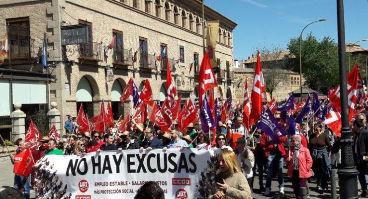 Un 1º de Mayo para revalorizar el contrato social y las políticas de izquierda