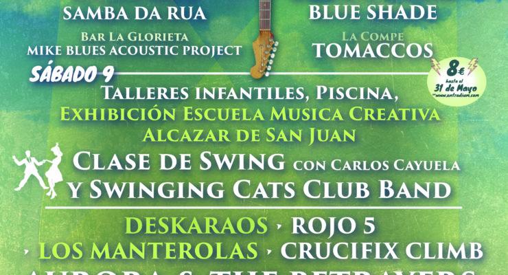 Regresa el festival de música más 'zeporro' de La Mancha