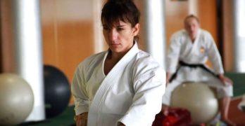 La karateca Sandra Sánchez, Premio Nacional de Deporte