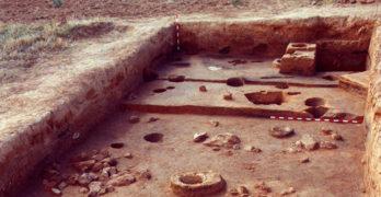 Un equipo de investigadores revela la influencia oriental en el yacimiento de Palomar de Pintado