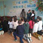'Contágiate de Salud', un proyecto por el que los niños quieren volver a bañarse en el Tajo