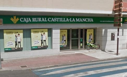 El primer atraco a una oficina de Eurocaja Rural tras el cambio de nombre
