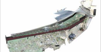 Una pasarela accesible comunicará la Ronda con la Ermita del Valle