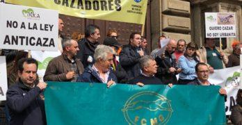 """Los cazadores piden """"poner fin a la escalada de insultos y ataques por parte de animalistas y ecologistas"""""""