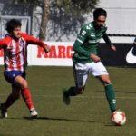 El jugador del CD Toledo Lassad Nouioui continúa estable dentro de la gravedad