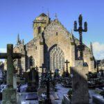Muere el operario de una funeraria en Oropesa durante un entierro