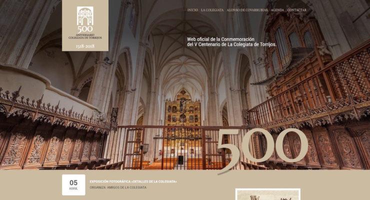 Dos exposiciones simultáneas formarán parte del V Centenario de La Colegiata de Torrijos