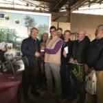Ángel Martínez se corona como el mejor podador de olivos en la provincia