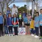Unos 400 toledanos participan en la III Carrera y Marcha Solidaria por las personas autistas