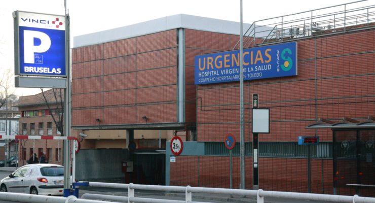 Las obras de Urgencias del Virgen de la Salud de Toledo comienzan este martes