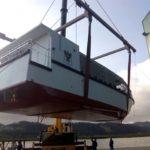 El barco de Ciudad de Vascos se someterá a una quinta subasta