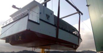 El barco que encargó García-Tizón saldrá a subasta por tercera vez mientras el PP insiste en mantenerlo