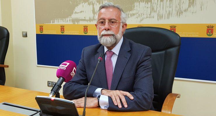 """Ramos critica que Talavera no tenga """"ni un solo detalle"""" del proyecto del aeropuerto de Casarrubios"""