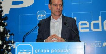 ¿Es licenciado José López Gamarra, concejal del PP en Toledo?
