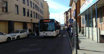 Los autobuses de Monbús prestan ya servicio de transporte urbano en Talavera
