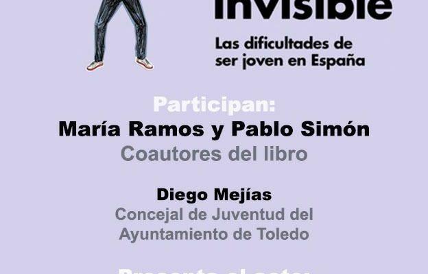 """'El muro invisible', un libro """"imprescindible"""" para entender las dificultades de ser joven en España"""