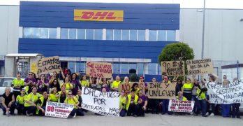 60 trabajadoras de Ontígola pierden su empleo después de que DHL cambie de contrata