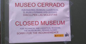 """Motín en el Museo del Greco, cerrado por """"falta de personal"""""""