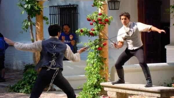 La provincia de Toledo coge auge como escenario de series de televisión