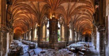 Vuelven las 'cenas a ciegas' en Toledo