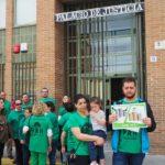 La presión social consigue que CaixaBank paralice un desahucio en Talavera