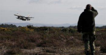 Interceptado un helicóptero con tripulación rusa sin plan de vuelo que despegó de Toledo