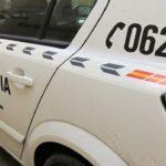 Detenido un hombre en Ocaña por un posible delito de violencia de género