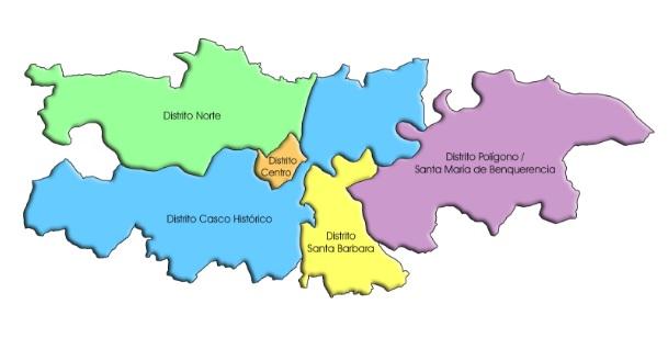 Ratificadas siete de las inversiones de los primeros presupuestos participativos de Toledo