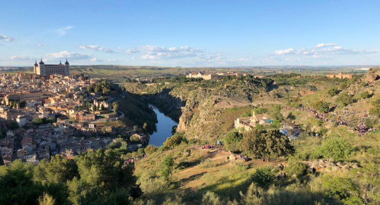 Miles de toledanos celebraron una Romería del Valle con buen tiempo y sin incidencias graves