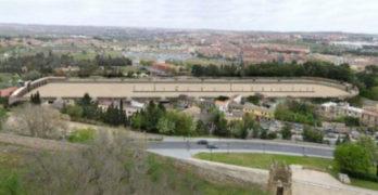 """""""Las élites de Toledo construyeron un circo monumental para dejar de pagar impuestos a los romanos"""""""