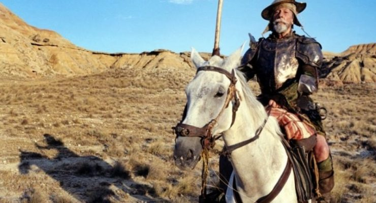 De Ontígola a Cannes: 'The man who killed Don Quixote'