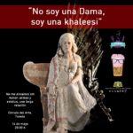 Khaleesi, invitada especial en la primera charla del 'Pint Of Science' en el Círculo de Arte