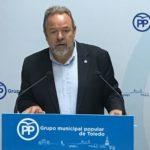 El PP pide explicaciones por la retirada de amianto en el Cerro de los Palos