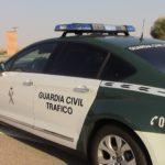 Detenido un hombre por huir tras provocar un accidente de tráfico