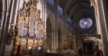 'Auto de los Inocentes' convertirá la Catedral de Toledo en un campo de refugiados imaginario