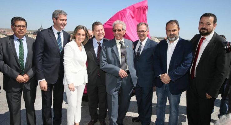 """Toledo rinde homenaje a Bahamontes, """"el mejor embajador"""" de la ciudad"""