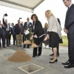 Colocan la primera piedra de Nokian Tyres en Santa Cruz de la Zarza