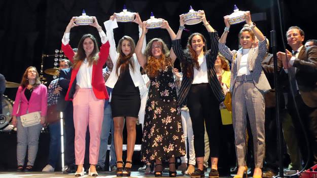 El poderío del deporte femenino, en el pregón de San Isidro en Talavera