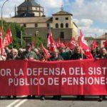 Las pensiones y la igualdad, banderas de las protestas del Primero de Mayo