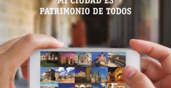 Las Ciudades Patrimonio proponen un concurso de cortos hechos con smartphone, para jóvenes