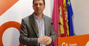 Paños votará a Carmen Picazo y a Juan Carlos Girauta en las primarias de Cs en la región y Toledo