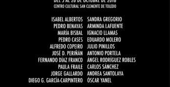 'Artistas Descrito', la gran exposición de arte contemporáneo que llegará a Toledo en otoño