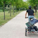 """'Pedaleo Solar', la aventura de concienciar sobre el autoconsumo energético: """"Es posible"""""""