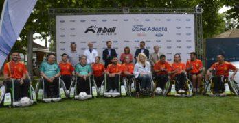 A-Ball, una nueva modalidad deportiva con intención de llegar a ser paralímpica