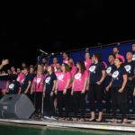 Voces LGTB Madrid reivindica la diversidad a través de la música coral en Villafranca